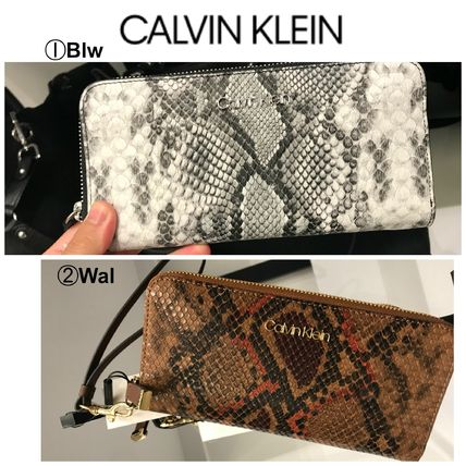 Other Animal Patterns Long Wallets