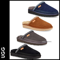 UGG Australia Suede Street Style Plain Loafers & Slip-ons