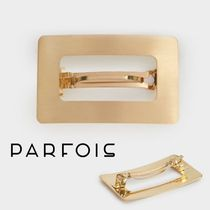 PARFOIS Barettes Casual Style Office Style Clips