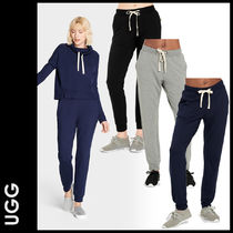 UGG Australia Casual Style Sweat Plain Sweatpants