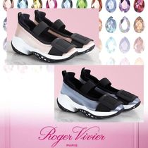 Roger Vivier Street Style Ballet Shoes