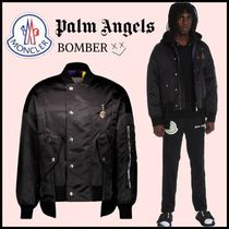 Palm Angels Collaboration Varsity Jackets