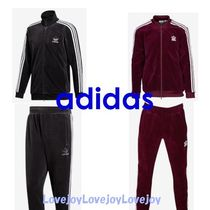 adidas Blended Fabrics Street Style Top-bottom sets