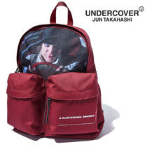 UNDERCOVER Casual Style Unisex Street Style Backpacks