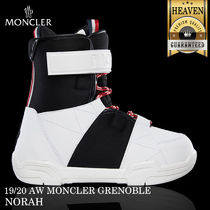MONCLER GRENOBLE Mid Heel Boots