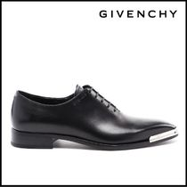 GIVENCHY Plain Leather Oxfords