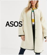 ASOS Casual Style Plain Medium Coats