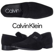 Calvin Klein Loafers Suede Plain Loafers & Slip-ons