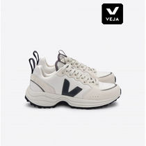 VEJA Rubber Sole Casual Style Unisex Plain Low-Top Sneakers