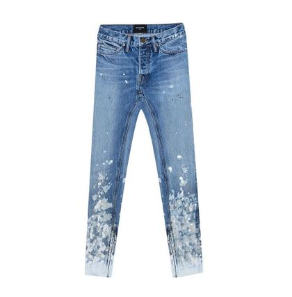 FEAR OF GOD More Jeans Denim Street Style Cotton Jeans 2