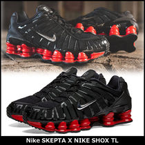 Nike Unisex Street Style Collaboration Sneakers