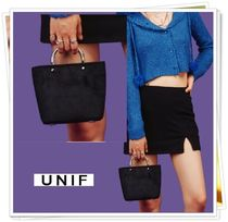 UNIF Clothing Casual Style Handbags