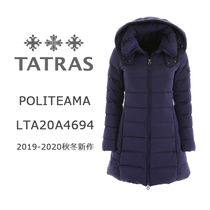 TATRAS POLITEAMA Nylon Plain Medium Down Jackets