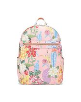 ban.do Flower Patterns Casual Style Plain Backpacks