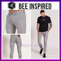 Bee Inspired Clothing Tapered Pants Denim Street Style Tapered Pants