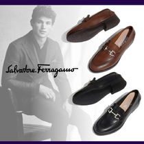 Salvatore Ferragamo Moccasin Loafers Leather Loafers & Slip-ons