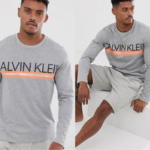 Calvin Klein Crew Neck Cotton Crew Neck T-Shirts