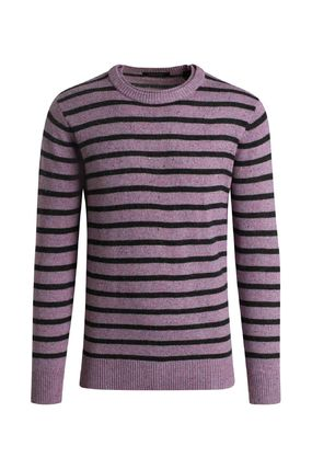 Scotch & Soda Knits & Sweaters Crew Neck Pullovers Stripes Wool Street Style Long Sleeves