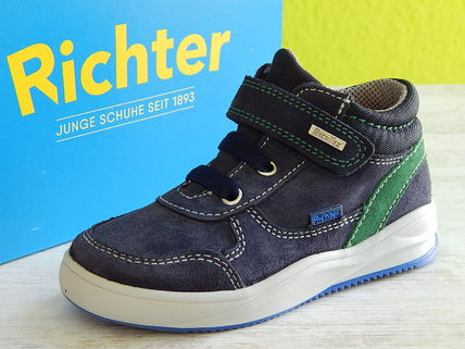 RICHTER Baby Girl Shoes Baby Girl Shoes