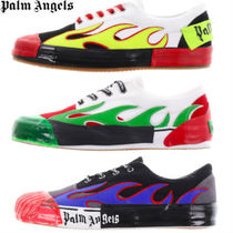 Palm Angels Unisex Street Style Sneakers