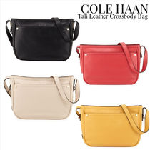 Cole Haan Casual Style Plain Leather Party Style Elegant Style