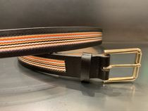 Paul Smith Other Animal Patterns Leather Belts