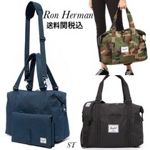 Ron Herman Camouflage Casual Style 2WAY Plain Totes