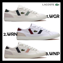 LACOSTE Casual Style Collaboration Low-Top Sneakers