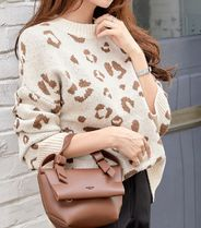 Leopard Patterns Sweaters