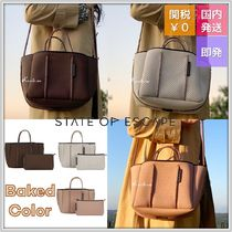 State of Escape Casual Style A4 2WAY Totes