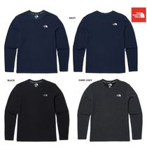 THE NORTH FACE Nuptse Crew Neck Camouflage Leopard Patterns Wool Low Gauge