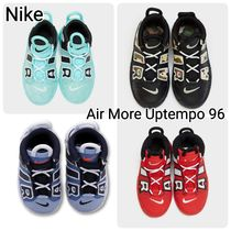 Nike AIR MORE UPTEMPO Unisex Baby Girl Shoes