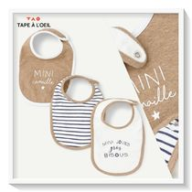 tape a l'oeil Unisex Baby Girl Bibs & Burp Cloths