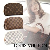 Louis Vuitton Leather Pouches & Cosmetic Bags