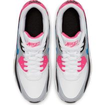 Nike AIR MAX 90 Casual Style Unisex Street Style Plain Leather Oversized