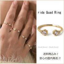 AMY O Casual Style 14K Gold Fine