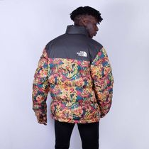 THE NORTH FACE Nuptse Street Style Collaboration Oversized Down Jackets