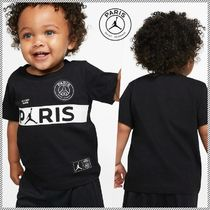 Nike Unisex Street Style Collaboration Baby Girl Tops