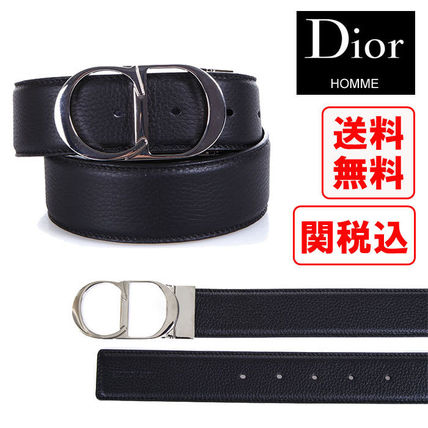 Street Style Leather Belts