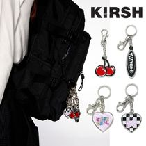 KIRSH Street Style Keychains & Bag Charms