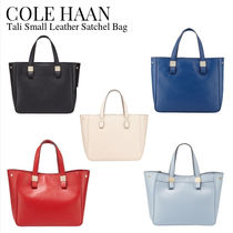 Cole Haan Casual Style 2WAY Plain Leather Elegant Style Crossbody