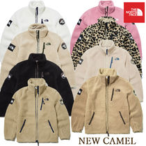THE NORTH FACE RIMO Short Unisex Street Style Logo Jackets
