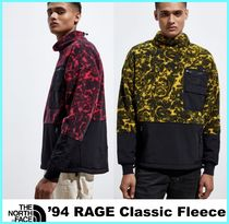 THE NORTH FACE 92 RAGE Pullovers Street Style Long Sleeves Plain Tops