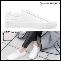 Common Projects Low-Top Sneakers