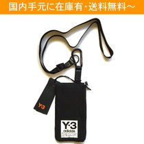 Y-3 Unisex Street Style Collaboration Bags