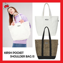 KIRSH Casual Style Collaboration Shoulder Bags