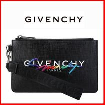 GIVENCHY Casual Style Unisex Clutches