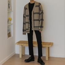 ASCLO Other Plaid Patterns Cardigans