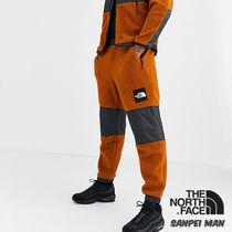 THE NORTH FACE DENALI Unisex Street Style Bottoms