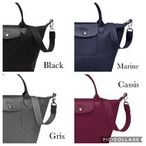 Longchamp LE PLIAGE NEO Nylon 2WAY Plain Boston & Duffles